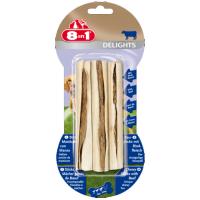 8in1 Delights Sticks de Ros cu Vita 3 bucati 75g