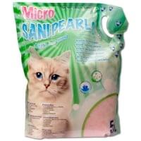 Silicat Maxima SaniPearls Micro, perle roz, 5 L