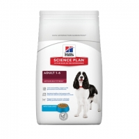 Hill's SP Canine Adult Medium cu Ton si Orez 3 kg