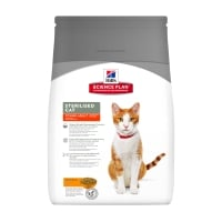 Hill's SP Feline Young Adult Sterilised cu Pui, 300 g