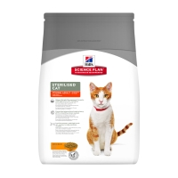 Hill's SP Feline Young Adult Sterilised cu Pui, 1.5 kg