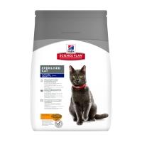 Hill's SP Feline Mature Adult 7+ Sterilised cu Pui, 3.5 kg