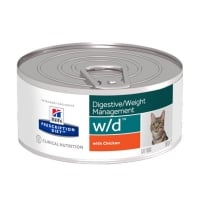 Hill's PD Feline w/d - Controlul Greutatii, 156 g