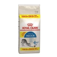 Royal Canin Indoor Cat, 10 kg + 2 kg