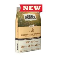 ACANA Homestead Harvest, pachet economic hrană uscată pisici, 4.5kg x 2