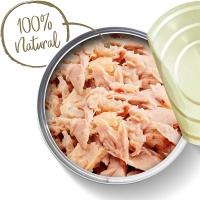 APPLAWS, File Ton și Brânză, conservă hrană umedă pisici, (în supă), 156g