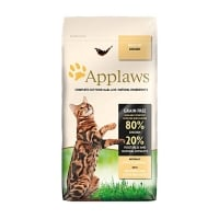 APPLAWS, Pui, hrană uscată pisici, 7.5kg