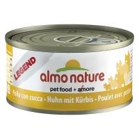 Almo Nature Cat Carne de Pui si Dovlecel 70 g