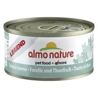 Almo Nature Cat  Ton si Pastrav  70g