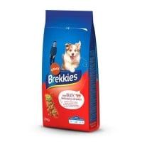 BREKKIES Excel Mix, Vită, hrană uscată câini, 20kg