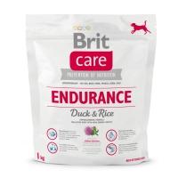 BRIT Care Endurance, Rață cu Orez, hrană uscată câini, activitate intensă, 1kg