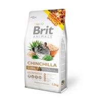 BRIT Premium, Lucernă și Grâu, hrană uscată chinchilla, 300g