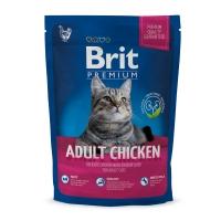 BRIT Premium, Pui, hrană uscată pisici, 1.5kg