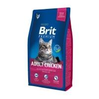 BRIT Premium, Pui, hrană uscată pisici, 8kg