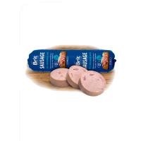 BRIT Premium, Pui și Miel, salam hrană umedă conținut redus cereale câini, 800g