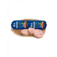 BRIT Premium, Pui și Vânat, salam hrană umedă conținut redus cereale câini, 800g