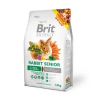 BRIT Premium Senior, Lucernă, hrană uscată iepure, 300g