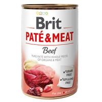 Brit Pate and Meat Beef 400 g