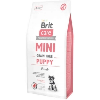 Brit Care Mini Grain Free Puppy Lamb, 7 Kg