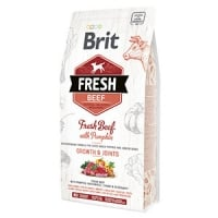 Brit Fresh Beef & Pumpkin Puppy Large 2.5 Kg