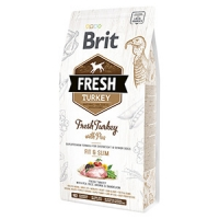 Brit Fresh Turkey & Pea Light Fit & Slim 2.5 Kg