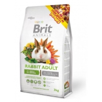 Brit Animals Iepure Adult, 3 kg
