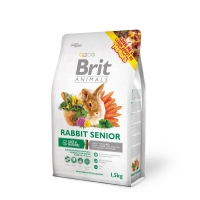 Brit Animals Iepure Senior, 1.5 kg