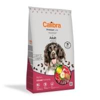 CALIBRA Premium Line Adult, Vită, hrană uscată câini, 3kg
