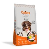 CALIBRA Premium Line Energy, Pui, pachet economic hrană uscată câini, 12kg x 2