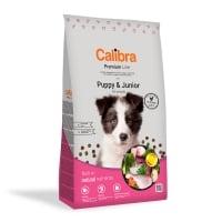 CALIBRA Premium Line Puppy & Junior, Pui, hrană uscată câini junior, 3kg
