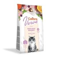 CALIBRA Verve GF Indoor & Weight, Pui, hrană uscată fară cereale pisici, managementul greutății, 3.5kg