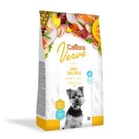 CALIBRA Verve GF Junior S, Pui și Rață, hrană uscată fără cereale câini junior, 1.2kg