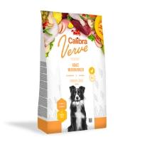 CALIBRA Verve GF M, Pui și Rată, hrană uscată fără cereale câini, 12kg