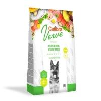 CALIBRA Verve GF M și L, Somon și Hering, hrană uscată fără cereale câini, 2kg