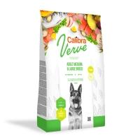 CALIBRA Verve GF M și L, Somon și Hering, hrană uscată fără cereale câini, 12kg