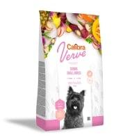 CALIBRA Verve GF Senior S, Pui și Rată, hrană uscată fără cereale câini senior, 1.2kg