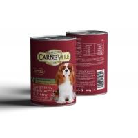 Carnevale Caine Cangur Mure si Ulei de Canepa 400 g