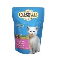 Carnevale Kitten Pui Somon si Alge 85 g