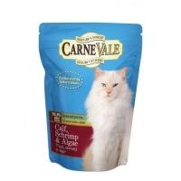 Carnevale Pisica Vitel Creveti si Alge 85 g