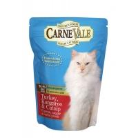 Carnevale Pisica Curcan Cangur si Iarba Pisicii 85 g