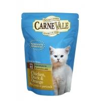 Carnevale Kitten Pui Rata si Portocale 85 g