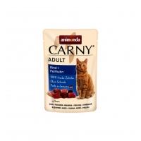 Carny Pisica Adult Vita si Bibilica, 85 g