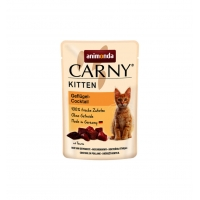 Carny Pisica Kitten Cocktail Pasare, 85 g