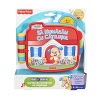 Carticica Bebelusi Fisher Price Laugh & Learn Hai sa Numaram