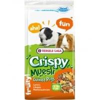 Hrana pentru Porcusori de Guineea Versele Laga Crispy Muesli, 1 kg