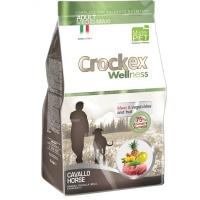Crockex Wellness Dog Adult, Med-Max, Carne De Cal Si Orez, 12 kg