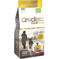 Crockex Wellness Dog Adult Mini, Carne De Cal Si Orez, 7.5 kg