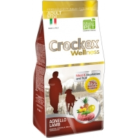 Crockex Wellness Dog Adult Mini, Miel Si Orez, 7.5 kg