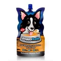 DOGGY RADE, suplimente recuperare efort intens, băutură izotonică cu electroliți câini, Pui, 250ml