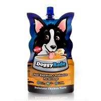 DOGGY RADE, suplimente recuperare efort intens, băutură izotonică cu electroliți câini, Pui, 500ml